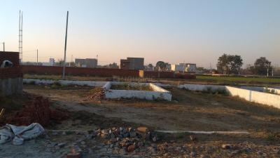 Gallery Cover Image of 540 Sq.ft Residential Plot for buy in Wave City for 500000