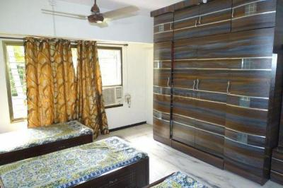 Bedroom Image of Bhart PG in Vile Parle East