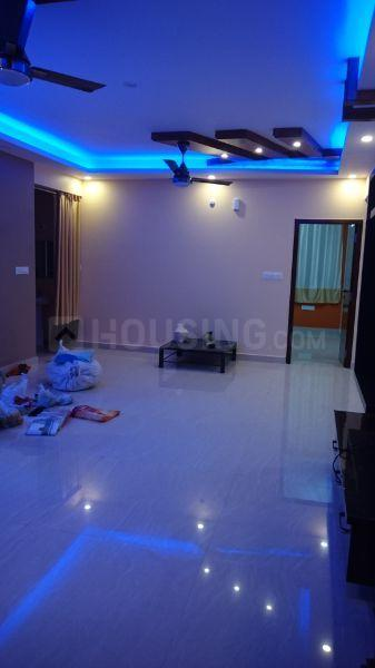 Living Room Image of 1700 Sq.ft 3 BHK Apartment for rent in Nandini Layout for 36000