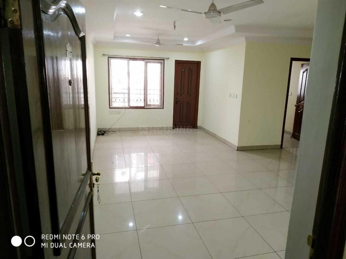 Living Room Image of 1572 Sq.ft 3 BHK Apartment for rent in Masab Tank for 26000