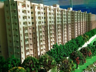 Gallery Cover Image of 928 Sq.ft 2 BHK Apartment for buy in Rajendra Nagar for 5300000