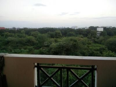 Balcony Image of Girls PG in Whitefield