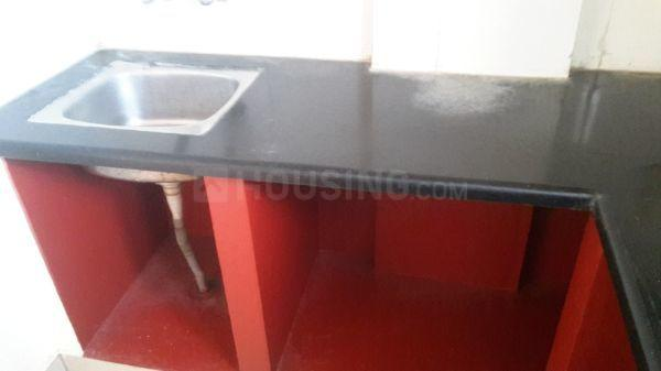Kitchen Image of 700 Sq.ft 1 BHK Independent Floor for rent in Hosur for 10000
