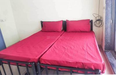 Bedroom Image of Swaraj Planet Flat No-601 in Kopar Khairane