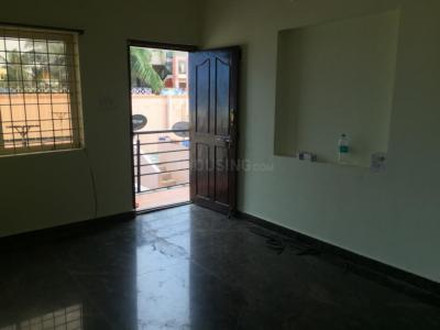 Gallery Cover Image of 1000 Sq.ft 2 BHK Independent Floor for rent in Krishnarajapura for 14000