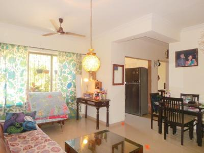 Gallery Cover Image of 900 Sq.ft 2 BHK Apartment for buy in Andheri East for 15000000