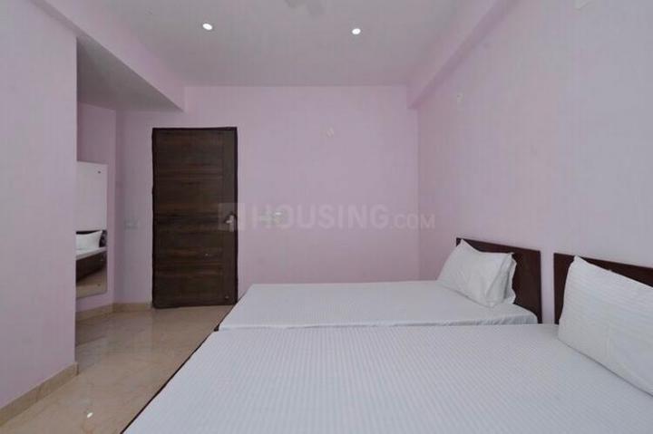 Bedroom Image of The Safe House Girls PG in Sushant Lok I
