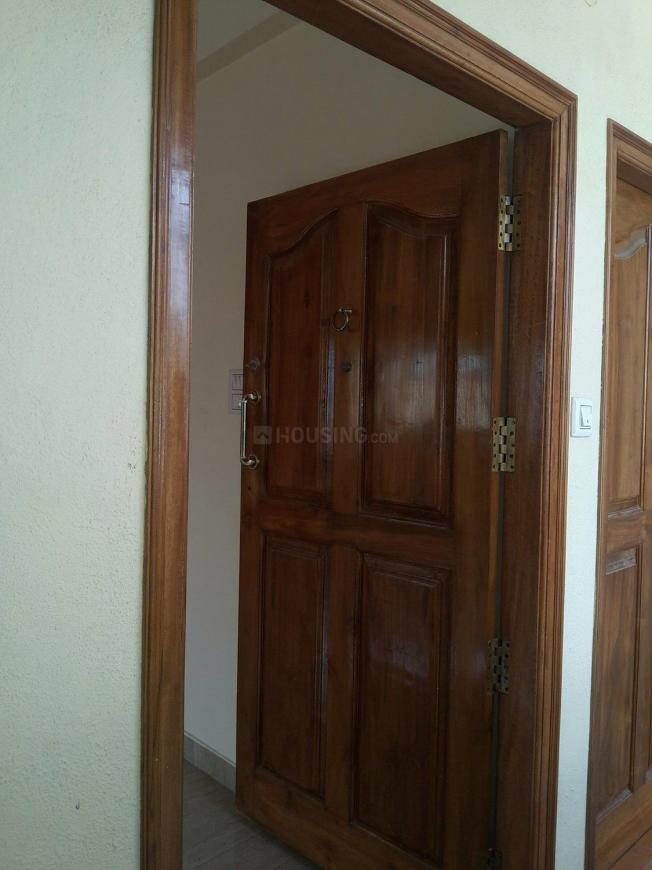 Main Entrance Image of 700 Sq.ft 2 BHK Apartment for rent in Hombegowda Nagar for 20000