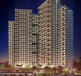 Gallery Cover Image of 1175 Sq.ft 2 BHK Apartment for buy in Kalyan East for 8800000