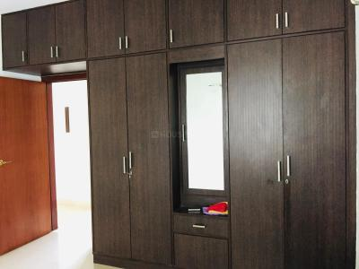 Gallery Cover Image of 2400 Sq.ft 3 BHK Apartment for rent in Vidyaranyapura for 25000