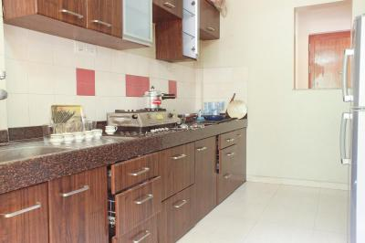 Kitchen Image of A1 101 Sp Residency in Fursungi