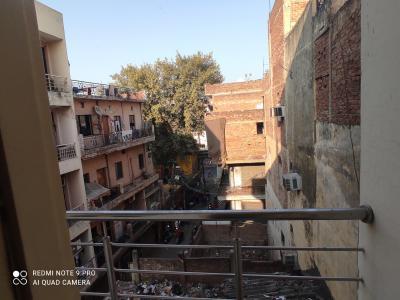 Balcony Image of PG 6148867 Ranjeet Nagar in Ranjeet Nagar