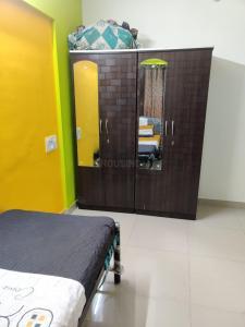 Bedroom Image of Oxotel Boys PG in Hiranandani Estate