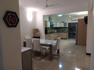 Gallery Cover Image of 2600 Sq.ft 3 BHK Apartment for rent in Thiruvanmiyur for 125000