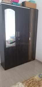 Bedroom Image of Available Single Occupancy For Girls In Vasant Oasis in Andheri East
