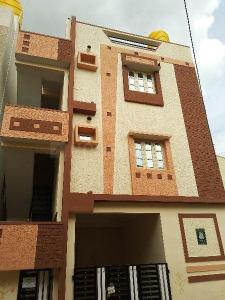 Gallery Cover Image of 1000 Sq.ft 2 BHK Independent House for rent in Vidyaranyapura for 9500