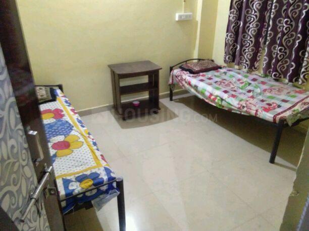 वादगांव शेरी में ओम साई पीजी के बेडरूम की तस्वीर