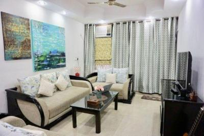 Gallery Cover Image of 1540 Sq.ft 3 BHK Apartment for rent in Sector 18 Dwarka for 28000