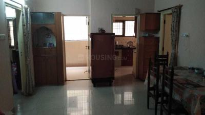 Gallery Cover Image of 1395 Sq.ft 3 BHK Apartment for rent in Deepicas Residency, C V Raman Nagar for 27500