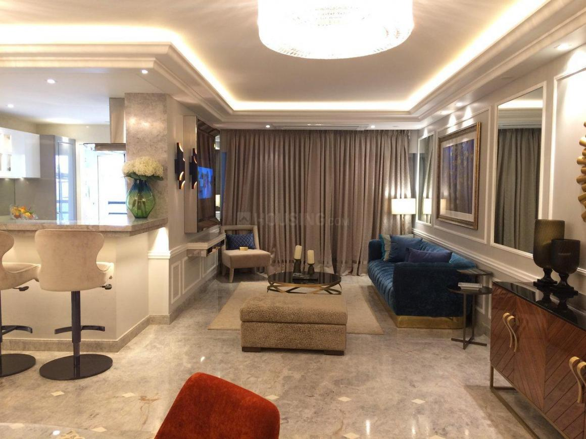 Living Room Image of 3200 Sq.ft 4 BHK Apartment for rent in Wadala for 248000