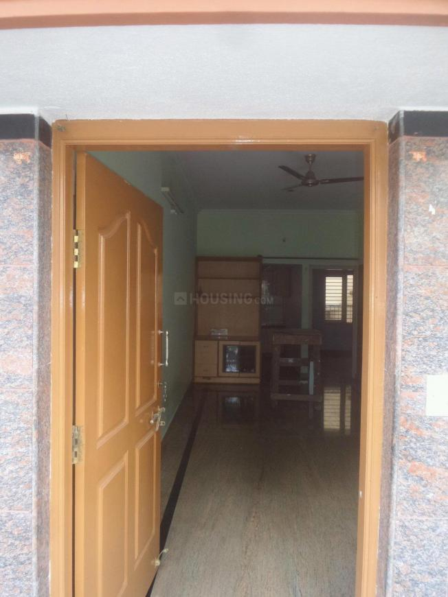Main Entrance Image of 1000 Sq.ft 2 BHK Apartment for rent in Amrutahalli for 11000