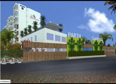 Gallery Cover Image of 1050 Sq.ft 2 BHK Apartment for buy in Parth Gardenia, Virupakshapura for 7500000