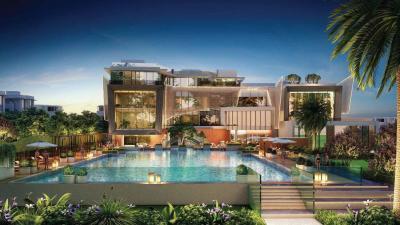 Gallery Cover Image of 4200 Sq.ft 4 BHK Villa for buy in Godrej Evoke Villas, Jaypee Greens for 19000000