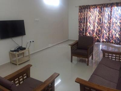 Living Room Image of At Rumah PG in Navalur