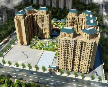 Gallery Cover Image of 825 Sq.ft 2 BHK Apartment for buy in Hiranandani Estate for 7900000