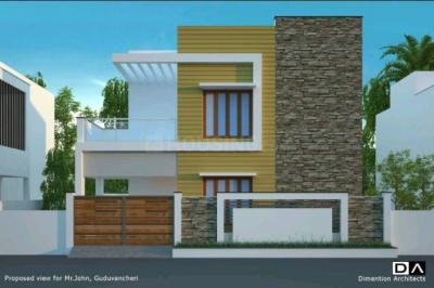 Gallery Cover Image of 1180 Sq.ft 3 BHK Independent House for buy in Iyyapa Nagar for 4900000