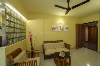 Gallery Cover Image of 500 Sq.ft 1 BHK Apartment for buy in Shwas Alpine Suites, Thattampady for 2300000