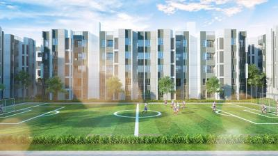 Gallery Cover Image of 452 Sq.ft 1 BHK Apartment for buy in Lake Life Township, Joka for 1020000