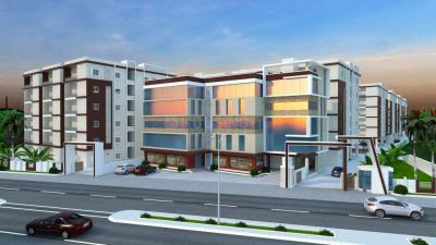 Gallery Cover Image of 990 Sq.ft 2 BHK Apartment for buy in Hyder Nagar for 2800000