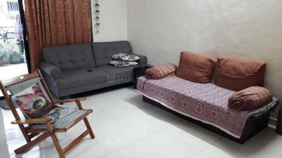Gallery Cover Image of 1000 Sq.ft 2 BHK Apartment for rent in Khushbu Soham Residency, Pimple Gurav for 18000