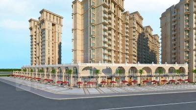 Gallery Cover Image of 665 Sq.ft 2 BHK Apartment for buy in Signature The Millennia, Sector 37D for 2380000