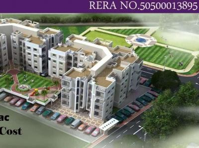 Gallery Cover Image of 866 Sq.ft 2 BHK Apartment for buy in Mohan Nagar for 2300000