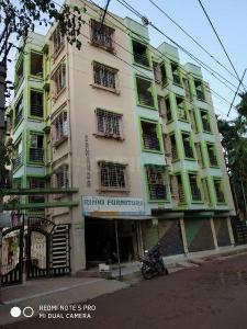 Gallery Cover Image of 847 Sq.ft 2 BHK Apartment for rent in Jagadishpur for 8000