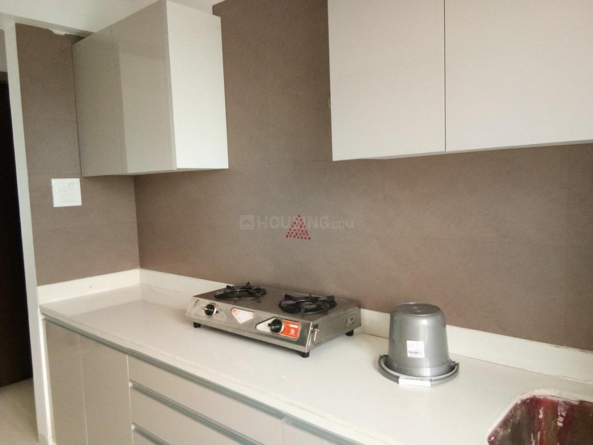 Kitchen Image of 1200 Sq.ft 2 BHK Apartment for rent in Dighe for 36000