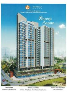 Gallery Cover Image of 576 Sq.ft 2 BHK Apartment for buy in Shreeji Aspire, Malad West for 13500000