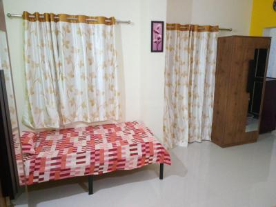 Bedroom Image of Ohostays in Dhanori