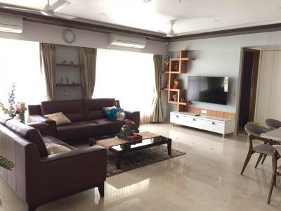 Gallery Cover Image of 1950 Sq.ft 3 BHK Apartment for buy in Goregaon West for 41500000