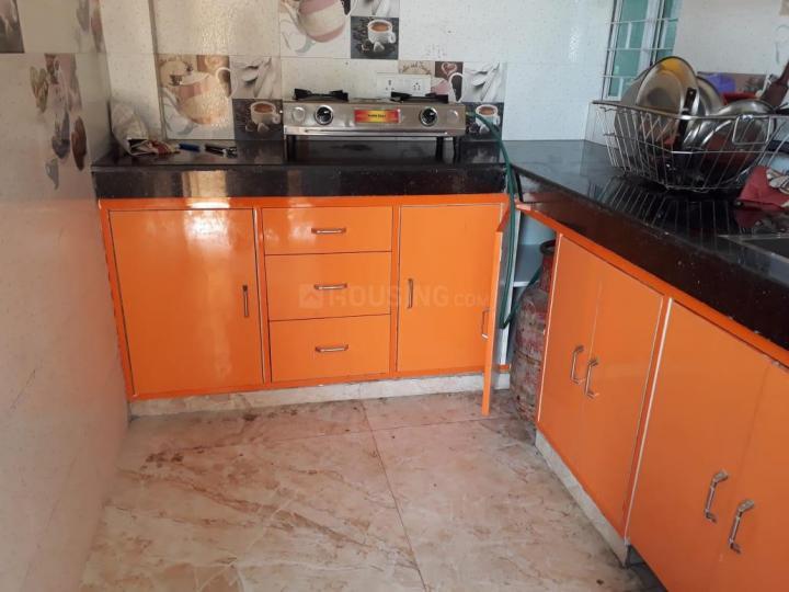 मालवीय नगर में गुरु साई कृपा के किचन की तस्वीर