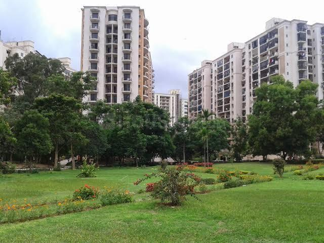 Building Image of 1184 Sq.ft 2 BHK Apartment for rent in Yeshwanthpur for 28000