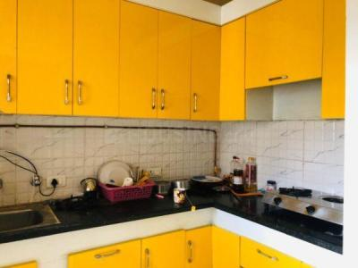 Kitchen Image of As Accommodations Noida in Sector 62