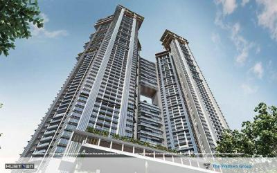 Gallery Cover Image of 2392 Sq.ft 3 BHK Apartment for buy in Wadhwa 25 South Prabhadevi, Prabhadevi for 87500000