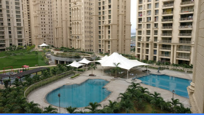 Gallery Cover Image of 1120 Sq.ft 2 BHK Apartment for rent in Hiranandani Estate for 27000