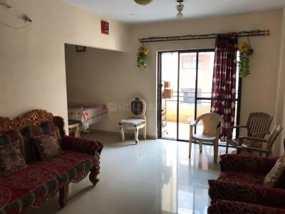 Gallery Cover Image of 1050 Sq.ft 2 BHK Apartment for rent in Tingre Nagar for 23000