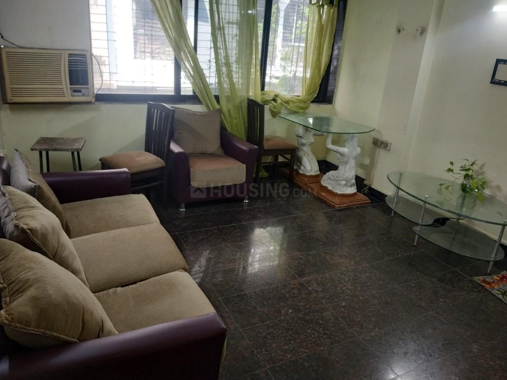 Living Room Image of 2000 Sq.ft 2 BHK Independent Floor for rent in Bandra West for 200000