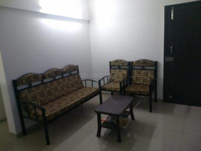 Gallery Cover Image of 1012 Sq.ft 2 BHK Apartment for rent in Goel Ganga Constella, Kharadi for 20000