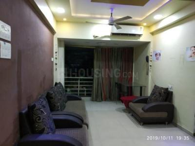 Gallery Cover Image of 700 Sq.ft 1 BHK Apartment for rent in Dynasty Apartment, Airoli for 21000
